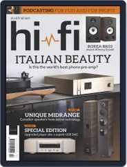 Australian HiFi Magazine (Digital) Subscription March 1st, 2021 Issue