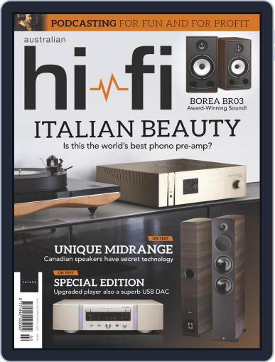 Australian HiFi Magazine (Digital) March 1st, 2021 Issue Cover