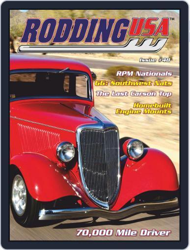 Rodding USA Magazine (Digital) January 1st, 2021 Issue Cover