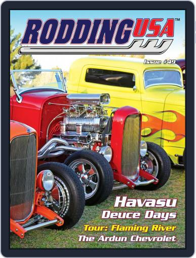 Rodding USA Magazine (Digital) March 1st, 2021 Issue Cover