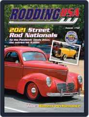 Rodding USA Magazine (Digital) Subscription September 1st, 2021 Issue
