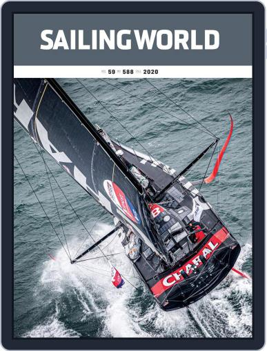 Sailing World Magazine (Digital) August 17th, 2020 Issue Cover