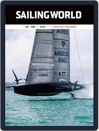 Sailing World Magazine (Digital) December 14th, 2020 Issue Cover