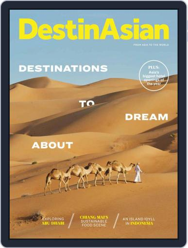 DestinAsian Magazine (Digital) December 1st, 2020 Issue Cover