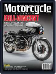 Motorcycle Classics Magazine (Digital) Subscription July 1st, 2021 Issue