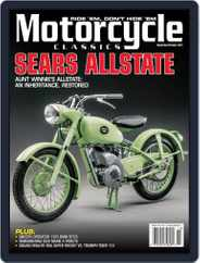 Motorcycle Classics Magazine (Digital) Subscription September 1st, 2021 Issue