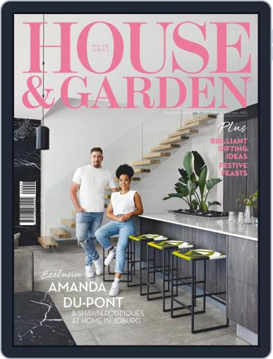 Condé Nast House & Garden Magazine (Digital) December 1st, 2020 Issue Cover