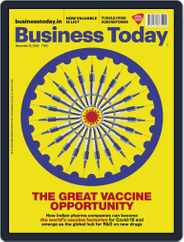 Business Today Magazine (Digital) Subscription December 13th, 2020 Issue