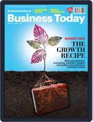 Business Today Magazine (Digital) Subscription January 24th, 2021 Issue