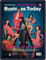 Business Today Magazine (Digital) Subscription October 31st, 2021 Issue