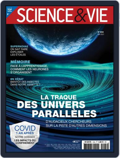 Science & Vie Magazine (Digital) May 1st, 2021 Issue Cover
