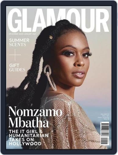 Glamour South Africa Magazine (Digital) December 1st, 2020 Issue Cover