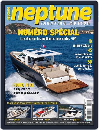 Neptune Yachting Moteur Magazine (Digital) December 1st, 2020 Issue Cover