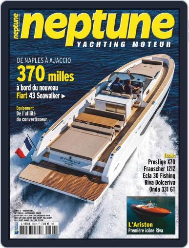 Neptune Yachting Moteur Magazine (Digital) September 21st, 2020 Issue Cover