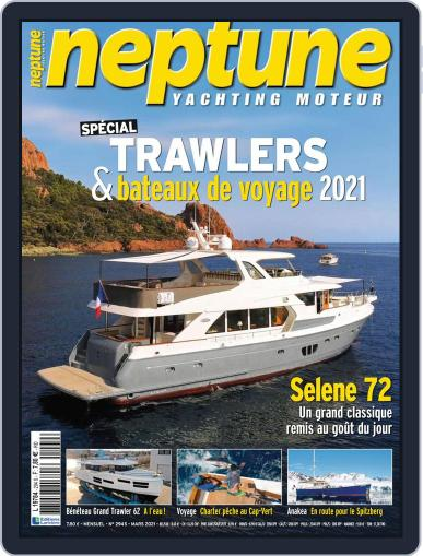 Neptune Yachting Moteur Magazine (Digital) February 22nd, 2021 Issue Cover