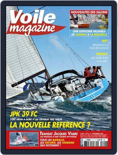 Voile Magazine (Digital) November 1st, 2021 Issue Cover
