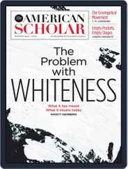 The American Scholar Magazine (Digital) Subscription November 1st, 2020 Issue
