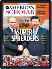 The American Scholar Magazine (Digital) Subscription March 1st, 2021 Issue