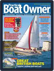 Practical Boat Owner Magazine (Digital) Subscription October 1st, 2020 Issue