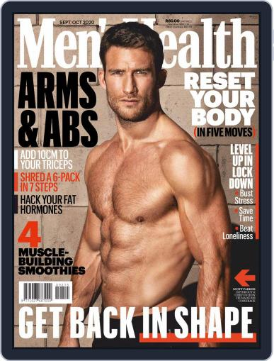 Men's Health South Africa September 1st, 2020 Digital Back Issue Cover