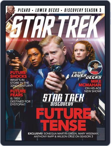 Star Trek Magazine (Digital) July 1st, 2020 Issue Cover