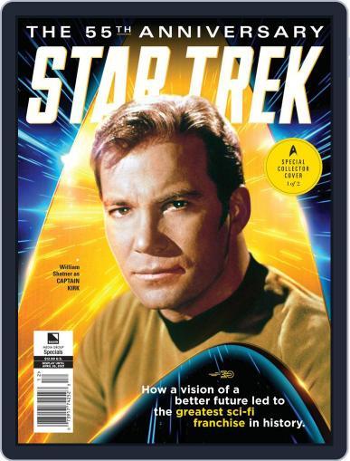 Star Trek July 1st, 2021 Digital Back Issue Cover