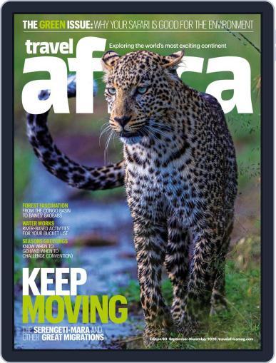 Travel Africa Magazine (Digital) September 1st, 2020 Issue Cover