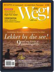 Weg! Magazine (Digital) Subscription December 1st, 2020 Issue