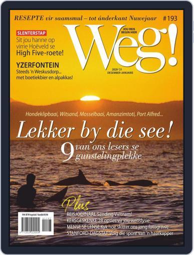 Weg! Magazine (Digital) December 1st, 2020 Issue Cover