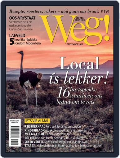 Weg! Magazine (Digital) September 1st, 2020 Issue Cover
