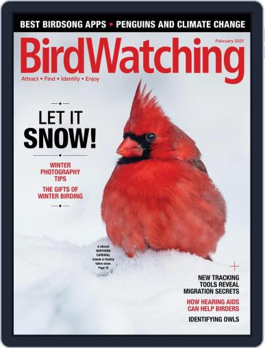 BirdWatching Magazine (Digital) January 1st, 2021 Issue Cover