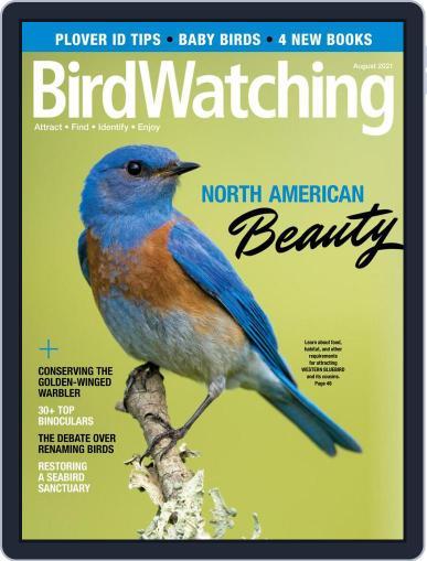 BirdWatching Magazine (Digital) July 1st, 2021 Issue Cover