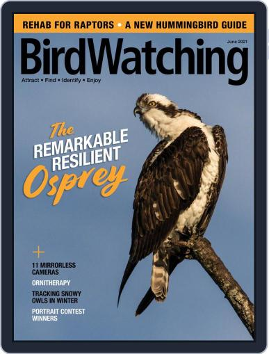 BirdWatching Magazine (Digital) May 1st, 2021 Issue Cover