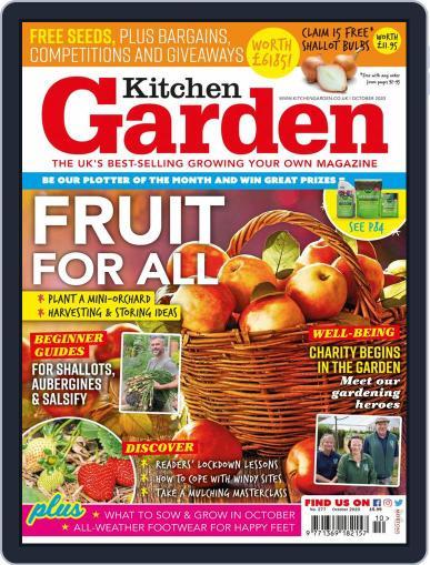 Kitchen Garden Magazine (Digital) October 1st, 2020 Issue Cover