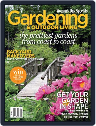 Gardening & Outdoor Living March 15th, 2011 Digital Back Issue Cover
