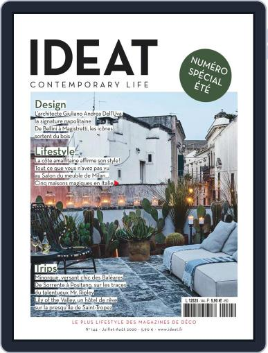 Ideat France Magazine (Digital) July 1st, 2020 Issue Cover