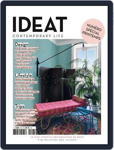 Ideat France Magazine (Digital) March 1st, 2021 Issue Cover