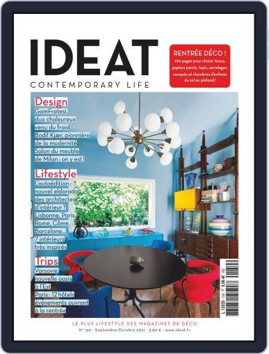 Ideat France Magazine (Digital) September 1st, 2021 Issue Cover