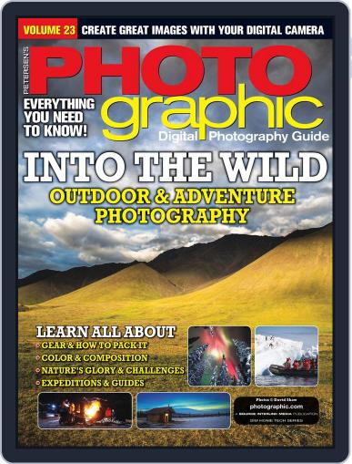 Petersen's Photographic June 1st, 2014 Digital Back Issue Cover