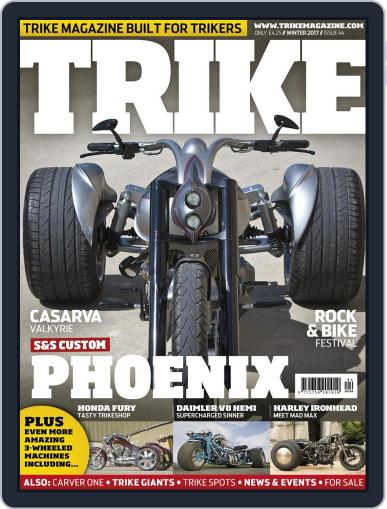 Trike December 11th, 2017 Digital Back Issue Cover