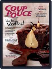 Coup De Pouce Magazine (Digital) Subscription October 1st, 2020 Issue