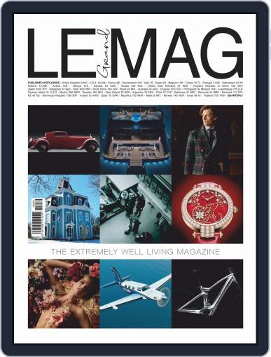 Le Grand Mag Magazine (Digital) April 1st, 2020 Issue Cover