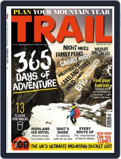 Trail United Kingdom Magazine (Digital) February 1st, 2021 Issue Cover