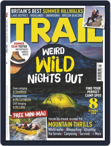 Trail United Kingdom Magazine (Digital) July 1st, 2021 Issue Cover
