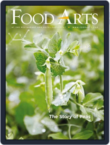 Food Arts September 2nd, 2014 Digital Back Issue Cover