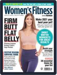 Women´s Fitness Magazine (Digital) Subscription December 1st, 2020 Issue