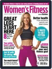 Women´s Fitness Magazine (Digital) Subscription November 1st, 2020 Issue