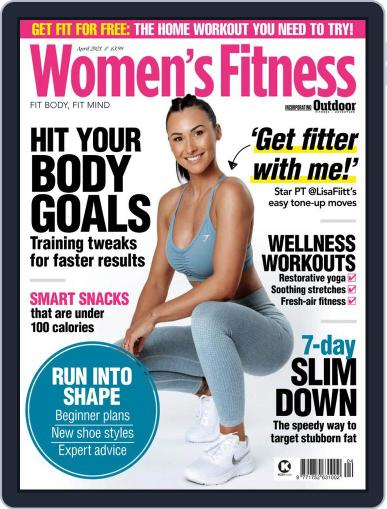 Women´s Fitness Magazine (Digital) April 1st, 2021 Issue Cover