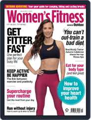Women´s Fitness Magazine (Digital) Subscription March 1st, 2021 Issue