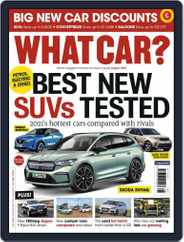 What Car? Magazine (Digital) Subscription August 1st, 2021 Issue